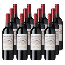Buy & Send Case of 12 Chateau Guibeau Bordeaux Wine 75cl Wine