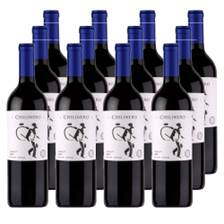 Buy & Send Case of 12 Chilinero Merlot Wine