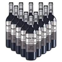 Buy & Send Case of 12 Puerta Vieja Tinto Bodegas Riojanas  - Spain Wine