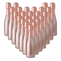 Buy & Send Case of Bottega Gold Prosecco Rose Mini (24 x 20cl)