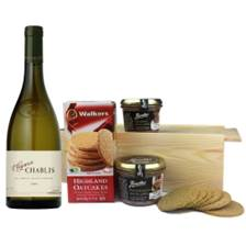 Buy & Send Chablis Elegance And Pate Gift Box