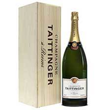 Buy & Send Taittinger Brut Balthazar Champagne 1200cl