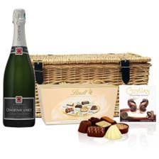 Buy & Send Chassenay d'Arce Cuvee Premiere Brut And Chocolates Hamper