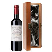Buy & Send Chateau Guibeau Bordeaux Wine 75cl in Luxury Gift Box