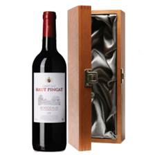 Buy & Send Chateau Haut Pingat Bordeaux - France in Luxury Gift Box