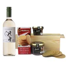 Buy & Send Chilinero Sauvignon Blanc - Chile And Pate Gift Box