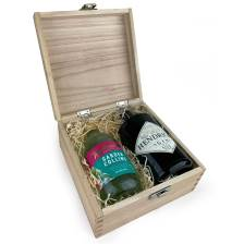 Buy & Send Hendrick Garden Collins Cocktail Gift Box