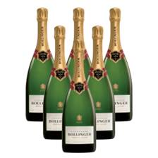 Buy & Send Crate of 6 Bollinger Special Cuvee 75cl (6x75cl)
