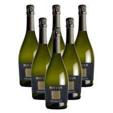 Buy & Send Crate of 6 Botter Prosecco 75cl Prosecco
