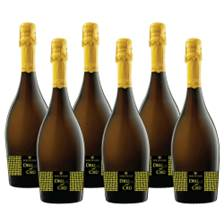 Buy & Send Crate of 6 Drusian Spumante Dru el Cru Prosecco Prosecco