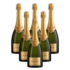 Buy & Send Crate of 6 Krug Grande Cuvee Edition 164 75cl (6x75cl)