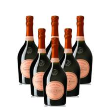 Buy & Send Crate of 6 Laurent Perrier Rose NV 75cl (6x75cl)
