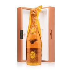 Buy & Send Louis Roederer Cristal Rose 2007 Vintage Champagne - Gift Boxed