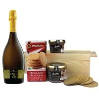 Buy & Send Drusian Spumante Dru el Cru Prosecco And Pate Gift Box