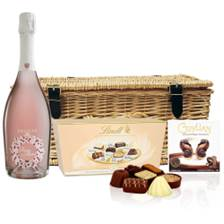 Buy & Send Drusian Spumante Rose Mari And Chocolates Hamper