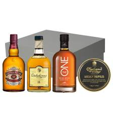 Buy & Send Elegant Whisky Selection Hamper