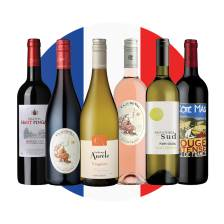 Buy & Send Experience France Wine Case of 6