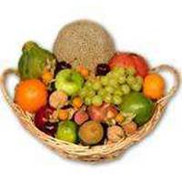 Buy & Send Fruit Lovers Classic Basket - Fresh Fruit Gifts