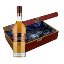Buy & Send Glenmorangie Extremely Rare 18 In Luxury Box With Royal Scot Glass