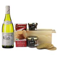 Buy & Send Gerard Tremblay Petit Chablis - France And Pate Gift Box