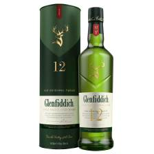 Buy & Send Glenfiddich 12 Year Old Speyside Single Malt Scotch Whisky