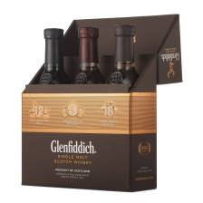 Buy & Send Glenfiddich Malt Tasting Collection 3X20CL