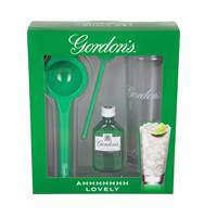 Buy & Send Gordons Gin Perfect Serve Gift Set