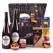 Buy & Send Suffolk Cider and Snacks Hamper