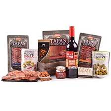Buy & Send Tapas Delight Gift tray