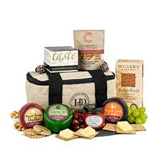 Buy & Send Three Cheese Cool Bag  - (pre order for delivery 2nd November onwards)