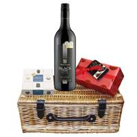 Buy & Send Mcguigan Black Label Merlot and Chocolates Hamper