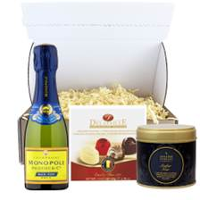 Buy & Send Heidsieck & Co. Monopole Blue Top Brut 20cl & Candle Postal Hamper