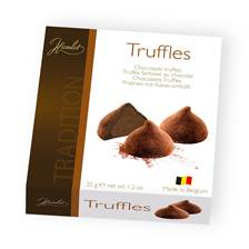 Buy & Send Hamlet Belgian Chocolate Truffles 35g