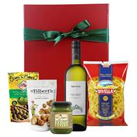 Buy & Send Italian Celebration Hamper With Decanal Pinot Grigio