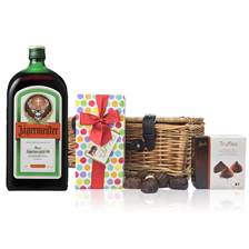 Buy & Send Jagermeister and Chocolates Hamper