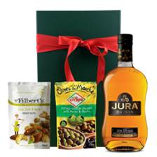 Buy & Send Isle Of Jura Single Malt Whisky Nibbles Hamper