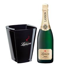 Buy & Send Lanson Gold Label Vintage with Lanson Ice Bucket 2008