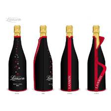 Buy & Send Lanson Ice Jacket Champagne Bottle Gift Set