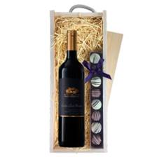 Buy & Send Leone Cordon Cut Shiraz & Truffles, Wooden Box