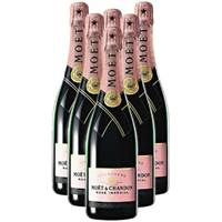 Buy & Send Moet & Chandon Rose Champagne Case (6x75cl)