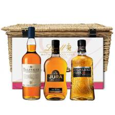 Buy & Send Maritime Whisky Family Hamper and Chocolates