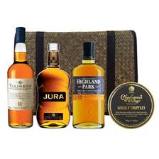 Buy & Send Maritime Whisky and Chocolates Hamper