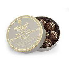Buy & Send Charbonnel et Walker milk sea salt billionaires shortbread truffles 125g