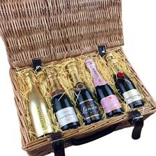 Buy & Send Mini Champagne Hamper Gift Set