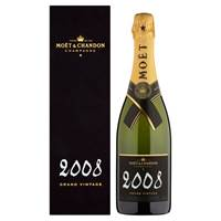 Buy & Send Moet & Chandon Brut Vintage 2008 Vintage Champagne Gift