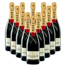 Buy & Send Moet & Chandon Brut Imperial Crate of 12 Champagne