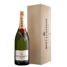 Buy & Send Jeroboam of Moet & Chandon Brut Imperial NV Champagne