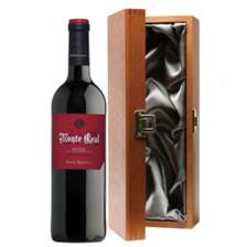 Buy & Send Monte Real Tempranillo Bodegas Riojanas  - Spain in Luxury Gift Box
