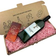 Buy & Send Mothers Day Chilean Sauvignon Blanc and Love you Chocolates Letterbox Wine gift