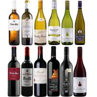 Buy & Send New World Vs Old World Wine Case of 12